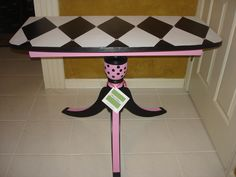 Harlequin Diamond table