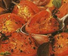TODAS LAS RECETAS : Tomates asados .