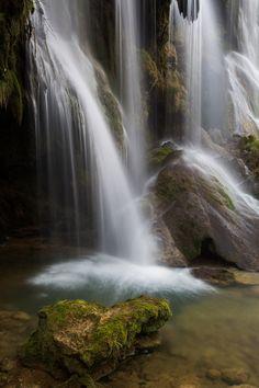 Cascade des Tufs | Baume-les-Messieurs - Jura Franche-Comté - France