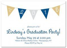 Hip Hip Hooray - Graduation Announcement from www.papersnaps.com    http://www.papersnaps.com/announcements/graduation-announcements/high-school-and-college-graduation-announcements/hip-hip-hooray-graduation-announcement.html    #GraduationPartyInvitations