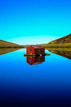 Shetland, Scotland.
