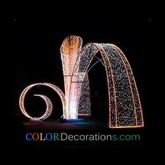 wholesale cd od101 led outdoor christmas decorations led light decorations for christmas wedding