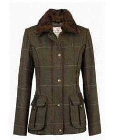 5115ba3e2e4f7 Jack Murphy Ladies Aurnia Tweed Jacket