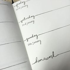 so ive decided to start bullet journaling - I think I quite like this layout for next week  #bulletjournal