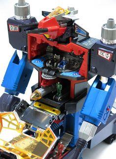 ダイアクロン復活&ロボットベース発売35周年まとめ「我々は35年間待ったのだ!」 - Togetterまとめ