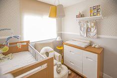 As várias possibilidades de um quarto neutro para bebês