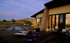 Maropeng Hotel, Magaliesberg / Gauteng