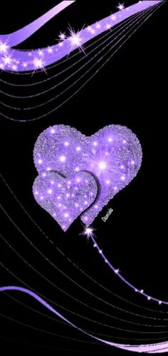 Pearl Necklace, Hearts, Wallpapers, Celestial, Jewelry, Lilac, Wallpaper Backgrounds, String Of Pearls, Jewlery