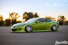 All Out // Jonny's Hyundai Genesis Coupe. | StanceNation™ // Form > Function