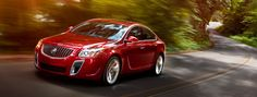 2013 #Buick #Regal Luxury Sport Sedan | Exterior Photos | Buick