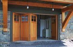 Image result for garage doors concertina