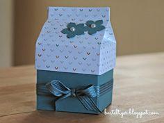 Milchkarton,milk carton,lagunenblau