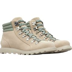 Sorel Ainsley Conquest Boot - Women's Sorel - Detail - Source by shoes Trekking Outfit, Hiking Boots Outfit, Hiking Boots Women Cute, Cute Hiking Outfit, Cute Boots, Winter Outfits Women, Womens Hiking Outfits, Boots Online, Casual Boots