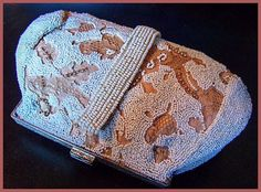 Vintage Evening Bag Purse Art Deco White by BrightgemsTreasures, $49.50
