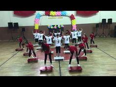 Zonguldak Devrek Ifci Middle School 5 / A clase 23 April Step Show - YouT . Youtube, Middle School, Eminem, Basketball Court, Wrestling, Sports, Kids, Joseph, Origami