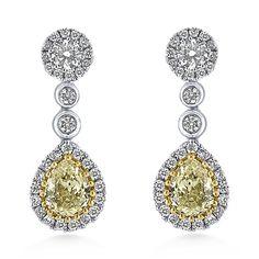 ALO diamond Madeline earings Diamond Jewelry, Diamond Earrings, Drop Earrings, Dream Wedding, Wedding Day, Jewellery, Luxury, Vip, Opportunity