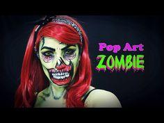 all natural makeup brands Natural Makeup Brands, All Natural Makeup, Best Makeup Products, Pop Art Makeup, Diy Makeup, Makeup Tips, Zombie Pop Art, Halloween Costumes, Halloween Face Makeup