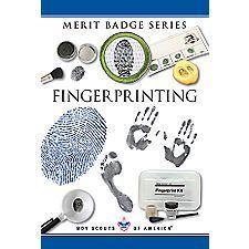 Fingerprinting - Merit Badge Pamphlets - Literature - BSA