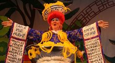 dame Aladdin Costume, Pantomime, Ronald Mcdonald, Thats Not My, Fictional Characters, Costumes, Humor, Google Search, Dress
