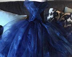 Items similar to Evie Dress - Descendants Evie Dress - Evie Dress with Capelet - Evie Costume - Evie Descendants Costume - Royal Blue Costume on Etsy Evie Descendants, Descendants Costumes, Evie Costume, Blue Costumes, Capelet, Royal Blue, Ball Gowns, Formal Dresses, Trending Outfits