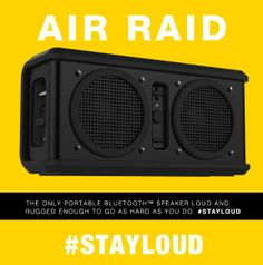 SkullCandy Air Raid