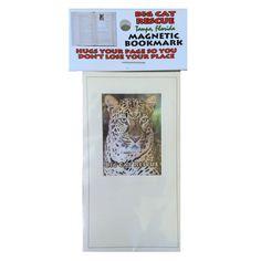 Bookmark - Leopard Photo