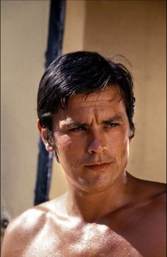 1000 images about alain delon on pinterest alain delon for Alain delon la piscine