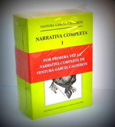 ¡OFERTA! 90 SOLES  Narrativa completa  Autor: Ventura García Calderon .  Editorial: PUCP - Fondo Editorial.   Lugar de publicación: Lima  Año de edición: 2011  Número de páginas: 1348