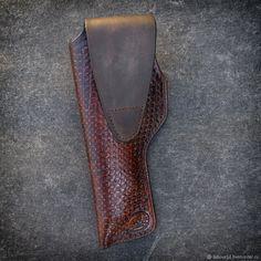 Мужские сумки ручной работы. Кобура для Colt 1911, мод.2. Labour. Ярмарка Мастеров. Натуральная кожа, седло, ружье