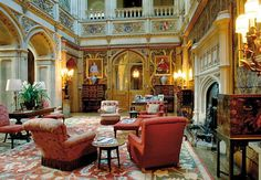 Highclere Castle Interiors | ... my photo post on the interior of Highclere Castle, thanks for reading