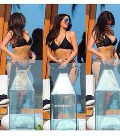 Kim Kardashian in Kaohs Swim