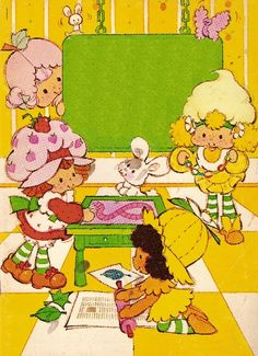 Image detail for -Strawberry Shortcake Clip Art - Group Pictures @ Toy-Addict.com