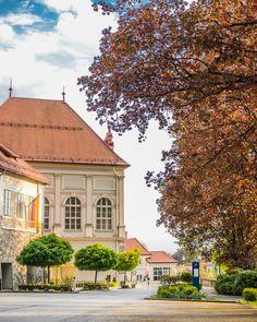 Rathaus. Wolfsberg. Kärnten, Berg, Christian, Mansions, House Styles, Home Decor, Communities Unit, Decoration Home, Manor Houses, Room Decor
