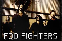 My dad was right after all. The foo fighters are the coolest band!!!!!