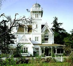 Reminds me of the house in practical magic