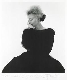 Bert Stern (American, B:1929-D.2013) Marilyn Monroe In Vogue, (From the last sitting) 1962.  Entertainment & Memorabilia sale, June 28 2017