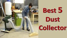 Best 5 Dust Collector Reviews| Affordable Dust Collection for the Home &...