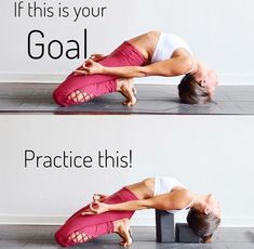 An list of the most important yoga poses for beginners. Jump start your home practice or prepare for classes by getting to know these poses. Yin Yoga, Hatha Yoga, Yoga Fitness, Sport Fitness, Pilates, Yoga Routine, Yoga Inspiration, Yoga Props, Yoga Block