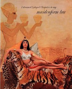 Maidenform dream cleopatra