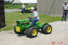 Little big Deere