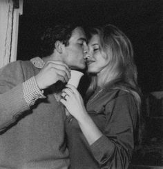 "missbrigittebardot: "" Brigitte Bardot and Jacques Charrier. What a cute couple they were ! Brigitte Bardot, Photo Couple, Love Couple, Couple Goals, Couple Stuff, Perfect Couple, Sweet Couple, Beautiful Couple, Beautiful Pictures"
