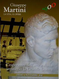 Giuseppe Martini a cura del Perito Alfredo Verdi Demma Martini, Opera, Studio, Sculpture, Statue, Movie Posters, Grande, Tecnologia, War
