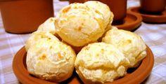 Pão de queijo | Receitas | Ana Maria Braga - Testando