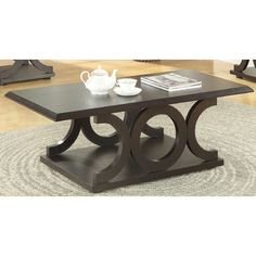 Andover Mills Oakmeadow Coffee Table
