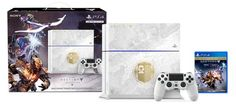 Sony has revealed that a new Limited Edition Destiny: The Taken King PS4 Console with a 500GB PS4, a physical copy Destiny: The Taken King Legendary Edition