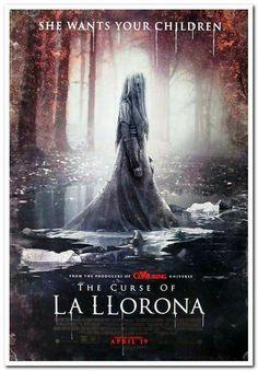 Streaming La Malediction De La Dame Blanche : streaming, malediction, blanche, Idées, Melediction, Blanche, Blanche,, Dame,, Llorona