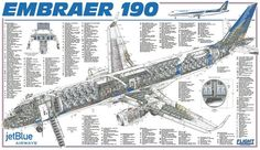35 Awesome embraer 190 interior images