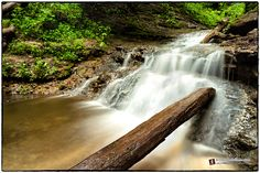 The Falls at Parfrey's Glen SNA - SkilletCreekPhotography.com