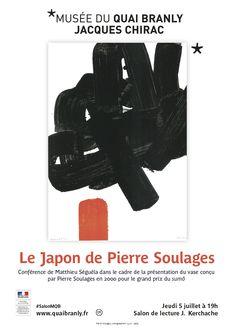 musée du quai Branly - Jacques Chirac - Production - musée du quai Branly - Jacques Chirac - Le Japon de Pierre Soulages