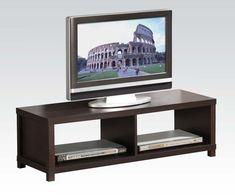 ᐈ Acme Chic ModernEspresso FinishTV Stand 💰Current price: $553